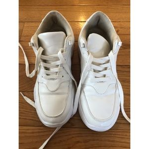 Forever 21 Chunky White Sneakers